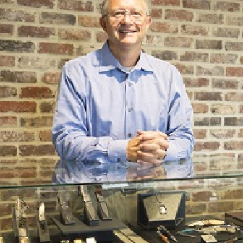 Phillip Pitts - Meet the jewelry experts at Parris Jewelers in Hattiesburg, MS
