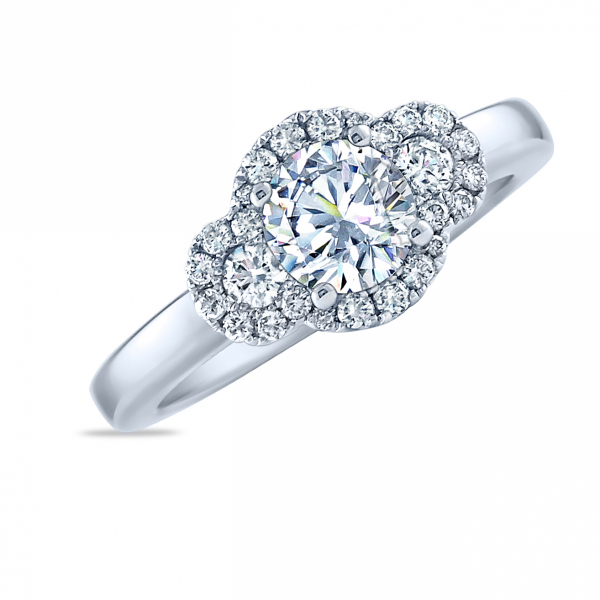 Engagement Rings by Frederic Sage