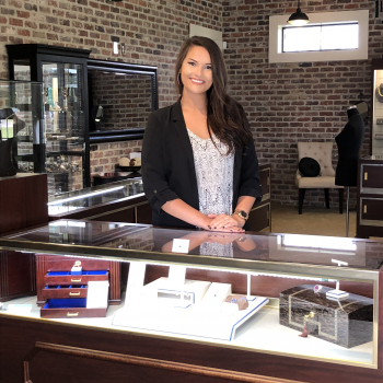 Kelsey Lane Guy - Meet the jewelry experts at Parris Jewelers in Hattiesburg, MS